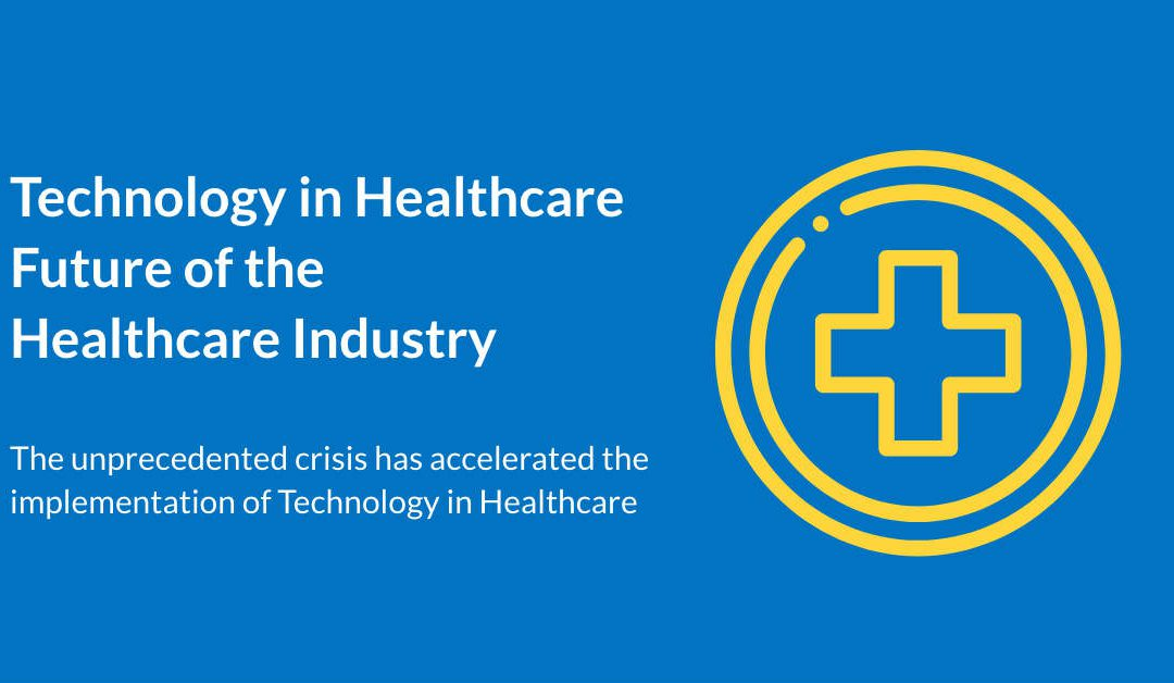 Technologies are all set to shape the future of the healthcare industry