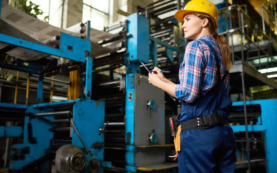 Artificial Intelligence (AI) and Machine Learning (ML) in the manufacturing industry