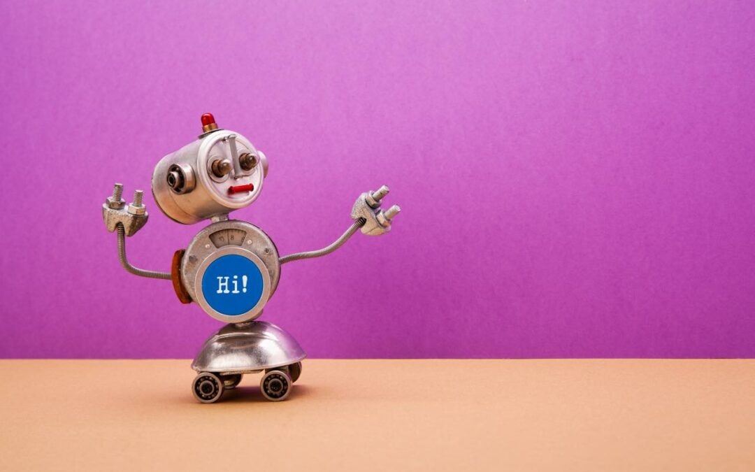 Chatbots To The Rescue