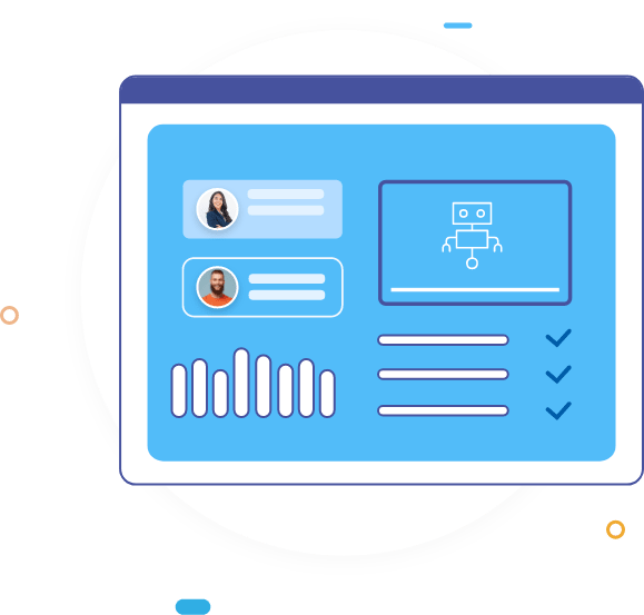Backend Business Process Automation