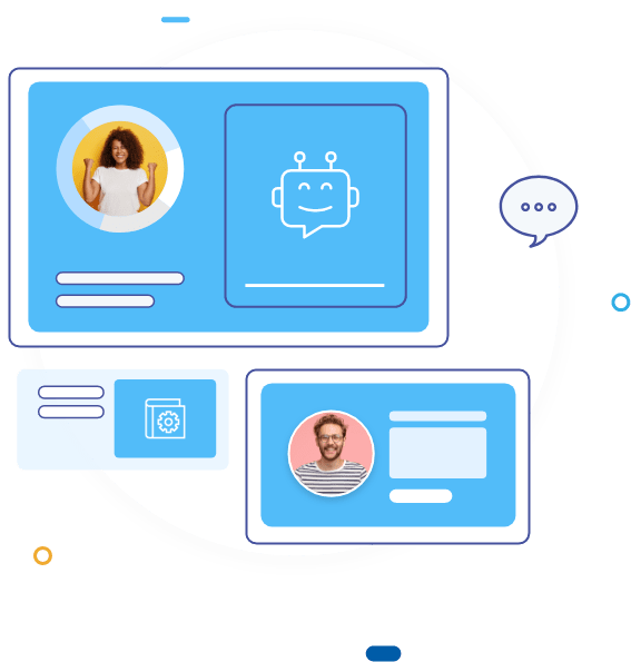 Frontend Business Process Automation